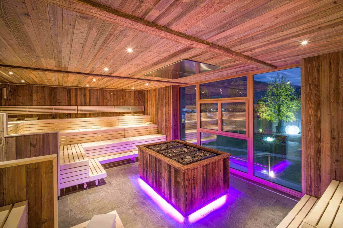 Sauna Therme Fügen
